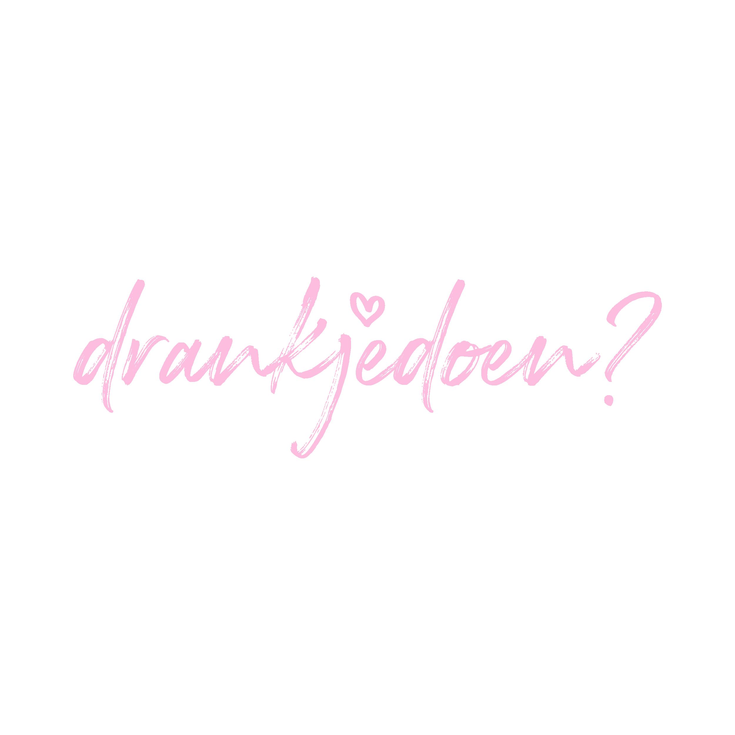 drankje-doen