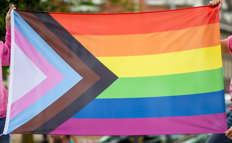 de progress vlag